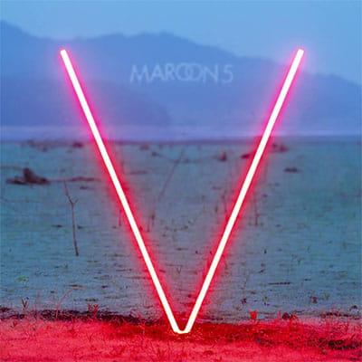 Maroon5V专辑封面